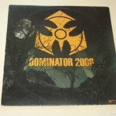 Discos de vinilo: DOMINATOR 2009 - DJ D-D POWER - OUTBLAST & ANGERFIST .... Lote 203040875