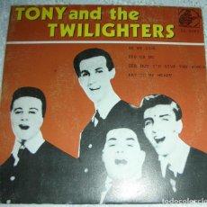Dischi in vinile: TONY & THE TWILIGHTERS - EP ALLIGATOR RECORDS 1986. Lote 203056123