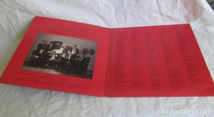Discos de vinilo: LP vinilo Loquillo y los Trogloditas Hombres 1991 - Foto 3 - 203061738