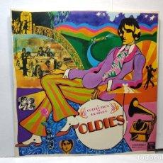 Discos de vinilo: LP-BEATLES-LOS GRANDES EXITOS EN BLISTER ORIGINAL 1967. Lote 203066456