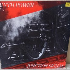 Discos de vinilo: BLYTH POWER - JUNCTION SIGNAL ALL THE MADMEN EDIC. INGLESA - 1986. Lote 203068151