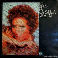 Discos de vinilo: ORNELLA VANONI ?– LO MEJOR DE ORNELLA VANONI - LP SPAIN 1972 - CARNABY ?CPS 9208. Lote 203069253