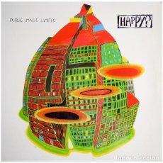 Discos de vinilo: LP PUBLIC IMAGE LTD HAPPY SPAIN 1987. Lote 203088701