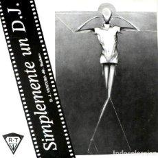 Discos de vinilo: D. J. VENTURA «MR. BACKER»* _– SIMPLEMENTE UN D.J.. Lote 203098630