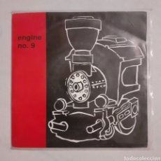 Discos de vinilo: ENGINE N° 9. SLEEP. BUS STOP BUS008. USA 1991. FUNDA VG++. DISCO VG++. Lote 203098823