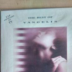 Discos de vinilo: THE BEST OF VANGELIS- THEMES -2 LPS. Lote 47615594