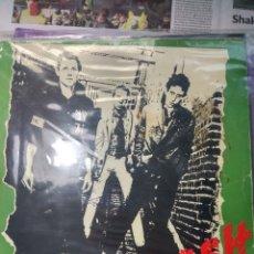 Disques de vinyle: THE CLASH UK (1977 UK – 1979 USA) EDICION 1977. Lote 47628453