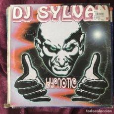 Discos de vinilo: DJ SYLVAN - HYPNOTIC - 12'' MAXISINGLE MOON 1996. Lote 203131417