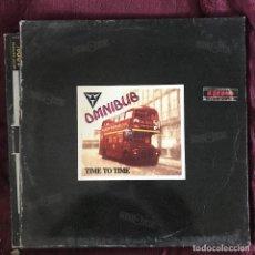 Discos de vinilo: TIME TO TIME - OMNIBUS - 12'' MAXISINGLE BOY 1993. Lote 203141285