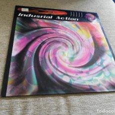 Discos de vinilo: INDUSTRIAL ACTION-INDUSTRIAL ACTION/LET'S MOVE THOSE FEET. MAXI. Lote 203152953