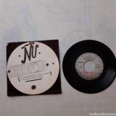 Discos de vinilo: ÑU. ALGUNOS MÚSICOS FUERON NOSOTROS. CHAPA H 33009. 1978. SIN FUNDA ORIGINAL. DISCO VG++.. Lote 203166576