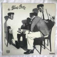 Discos de vinilo: THE BLUE CATS – THE BLUE CATS 1981. Lote 203169546