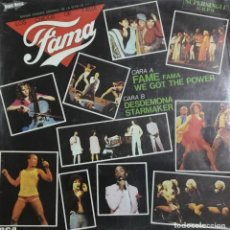 Discos de vinilo: LOS CHICOS DE FAMA-FAME (MAXI SINGLES). Lote 203175666