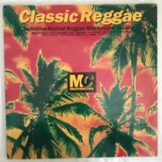 Discos de vinilo: CLASSIC REGGAE MASTERCUTS VOLUME 1 GAT 1995 UK. Lote 203177486