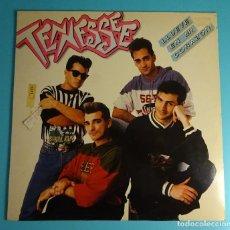 Discos de vinilo: TENNESSEE. LLUEVE EN MI CORAZÓN. EMI 1991. ROCKABILLY. Lote 203215511