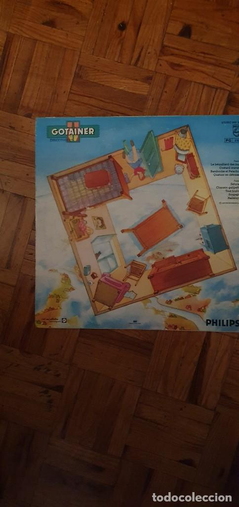 Discos de vinilo: Gotainer* – Contes De Traviole Sello: Philips – 9101 207 Formato: Vinyl, LP, Album País: France - Foto 2 - 203233683