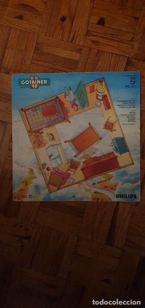 Discos de vinilo: Gotainer* – Contes De Traviole Sello: Philips – 9101 207 Formato: Vinyl, LP, Album País: France - Foto 3 - 203233683