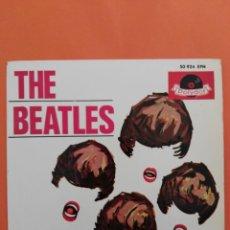 Discos de vinilo: THE BEATLES CON TONY SHERIDAN EP 1964 MY BONNIE +3 PERGOLA 50924 EPH. Lote 203233950