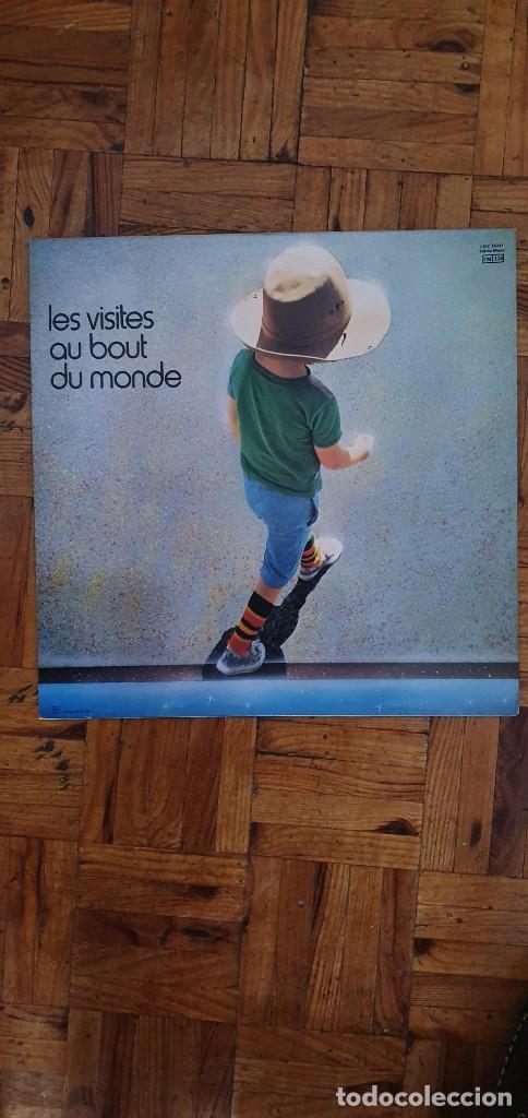 Discos de vinilo: Jacques Bertin ?– Les Visites Au Bout Du Monde Sello: Le Chant Du Monde ?– LDX 74 741 Formato: Vinyl - Foto 2 - 203235107