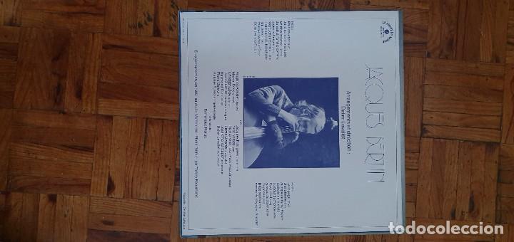 Discos de vinilo: Jacques Bertin ?– Les Visites Au Bout Du Monde Sello: Le Chant Du Monde ?– LDX 74 741 Formato: Vinyl - Foto 3 - 203235107