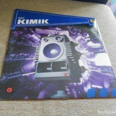 Discos de vinilo: KIMIK-SHIT. MAXI. Lote 203245315