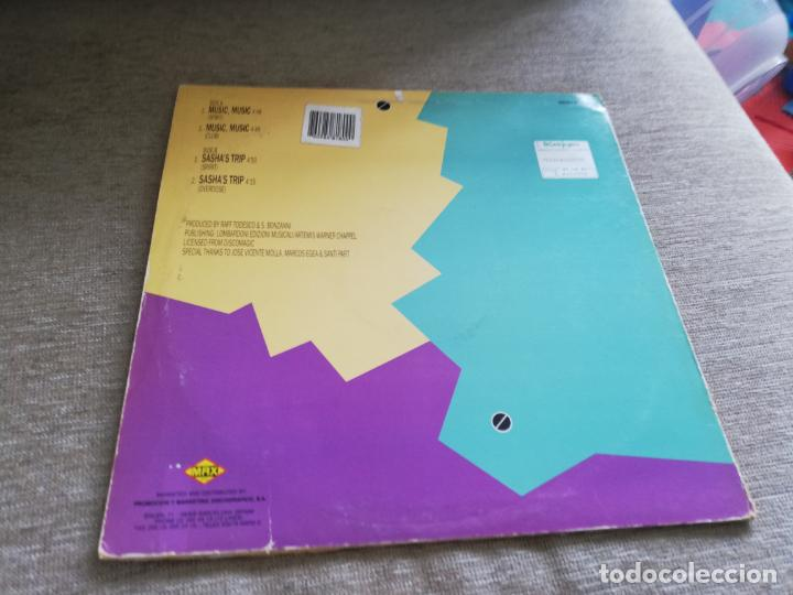 Discos de vinilo: Ammonia-music, músic. maxi - Foto 2 - 203245491