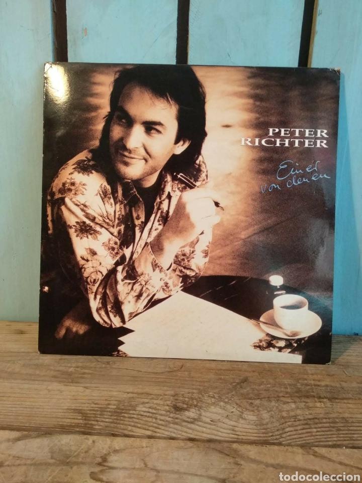 Discos de vinilo: Vinilo Peter Richter - Foto 2 - 203216167