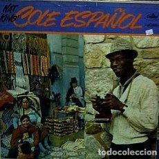 Discos de vinilo: NAT KING COLE COLE EN ESPAÑOL LP CAPITOL 1959. Lote 295398938