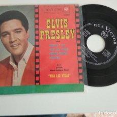 Discos de vinilo: ELVIS PRESLEY / WHAT'S I SAY / EP 45 RPM / RCA SPAIN 1964. Lote 203283627
