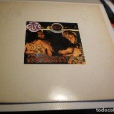 Discos de vinilo: LP TUCO Y BELFI. DEFINITIVOS. CASKABEL 1992 SPAIN (PROBADO Y BIEN). Lote 203284972