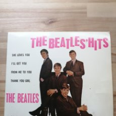 Disques de vinyle: CUBIERTA EP THE BEATLES SHE LOVES YOU SIN DISCO. Lote 203330667