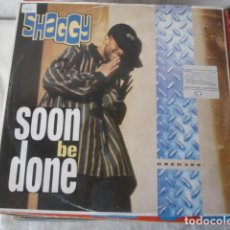 Discos de vinilo: SHAGGY SOON BE DONE. Lote 203337383