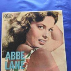 Discos de vinilo: DISCO VINILO SINGLE ABBE LANE. Lote 203339533