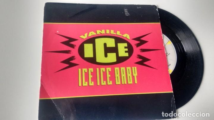 SINGLE ( VINILO) DE VANUILLA ICE AÑOS 90 (Música - Discos - Singles Vinilo - Rap / Hip Hop)