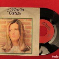 """Discos de vinil: 7"""" MARIA OSTIZ ALELUYA DEL SILENCIO +3 - EP - PORTUGAL PRESS (EX-/VG++). Lote 203346495"""