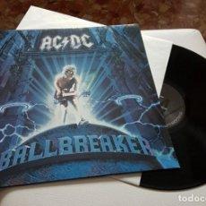 Discos de vinilo: AC/DC BALLBREAKER VINILO DISCO MUY BUSCADO DE LOS ETERNOS AC/DC. Lote 203347847
