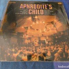 Discos de vinilo: LP APHRODITE´S CHILD EL LP HONONIMO EN PERGOLA RECORDS 1971 LEVE TROTE SE PUEDE OIR. Lote 203350832