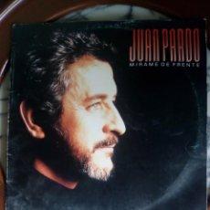Discos de vinilo: JUAN PARDO MIRAME DE FRENTE. Lote 203355380