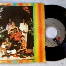 Discos de vinilo: MARTINIQUE EXPRES - EL SOL MARTINIQUE PART 1 & 2 - SINGLE 1976 - ARIOLA. Lote 203374262