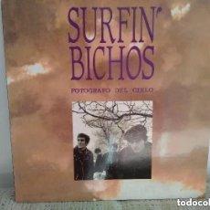 Discos de vinilo: SURFIN BICHOS - EL FOTOGRAFO DEL CIELO (LP) 1991. Lote 203376435