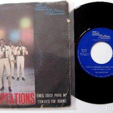 Discos de vinilo: THE TEMPTATIONS - ERES TODO PARA MI (YOU'RE MY EVERYTHING) - SINGLE TAMLA MOTOWN 1967 BPY. Lote 203378286