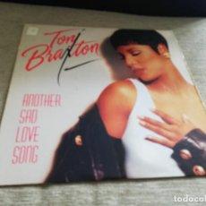 Discos de vinilo: TONI BRAXTON-ANOTHER SAD LOVE SONG. MAXI US. Lote 203378682