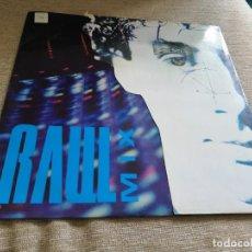 Discos de vinilo: RAÚL MIX-LP ESPAÑA. Lote 203379117
