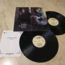 Discos de vinilo: FINBAR & EDDIE FUREY - SPAIN 2 X LP GUIMBARDA 1983 - VINILO COMO NUEVO / NEAR MINT.CONTIENE LIBRETO. Lote 203389575