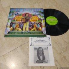 Discos de vinilo: LP - LEW LONDON ?– SWINGTIME IN SPRINGTIME (SPAIN, GUIMBARDA 1980, CONTIENE LIBRETO)COMO NUEVO. Lote 203389993