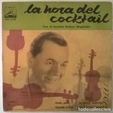 Discos de vinilo: HELMUT WEGLINSKI SEXTETO. LA HORA DEL COCKTAIL: GOOD GOODY + 3. LA VOZ DE SU AMO, SPAIN 1959 EP. Lote 203402832