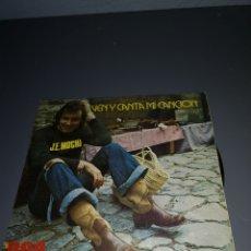 Discos de vinilo: EST 9. D14. VINILO DE 45 RPM. J. E. MOCHI. VEN Y CANTA MI CANCION. Lote 203420631