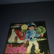 Discos de vinilo: EST 9. D22. VINILO DE 45 RPM. PULGARCITO. Lote 203426231