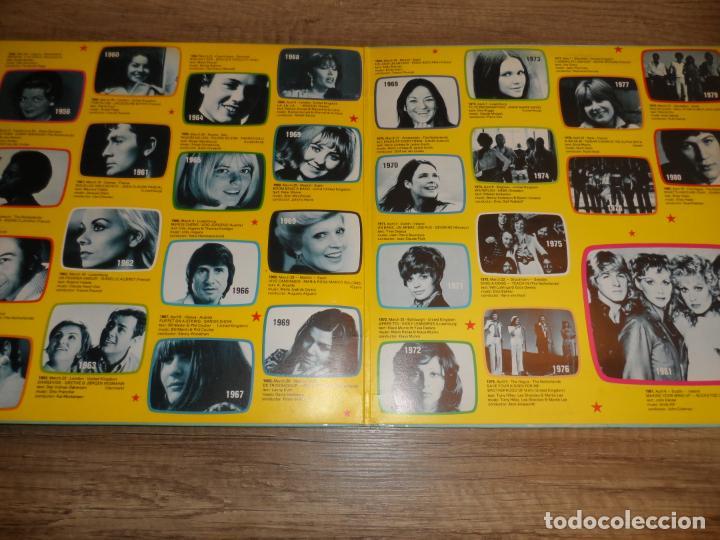 Discos de vinilo: Eurovision Gala - 29 Winners - 29 Worldsuccesses - Foto 2 - 203428006