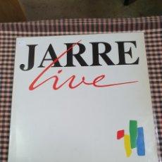 Discos de vinilo: JEAN-MICHEL JARRE ?– JARRE LIVE, DISQUES DREYFUS ?– 841 258-1, POLYDOR ?– 841 258-1, 1989, ESPAÑA.. Lote 203433773